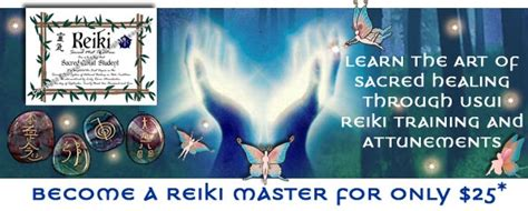 Become a Reiki Master for $25   pagan wiccan witchcraft ...