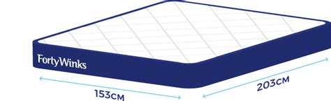 Bed Size Guide   Help & FAQs   Forty Winks