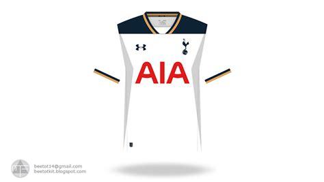Beetot Kit: Tottenham Hotspur Kit 16/17