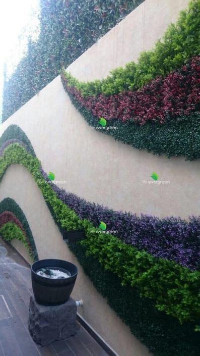 BeEvergreen Muros Verdes Follaje Artificial Proyecto ...