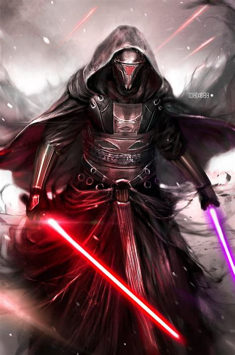 Before a SOLO Sequel, can we please get Revan and the ...