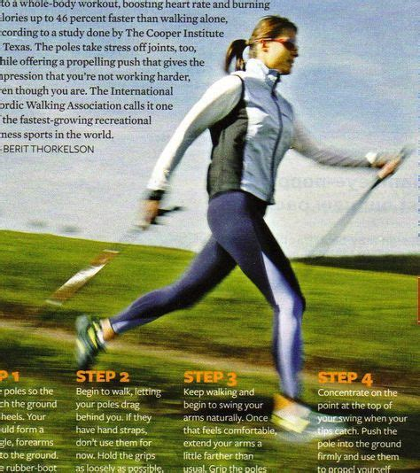 Beginner's Guide to Nordic Walking | Might help ...