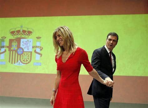 Begoña Gómez, la esposa de Pedro Sánchez,  preparada  para ...