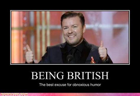BEING BRITISH   RandomOverload