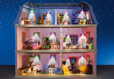 Beleuchtungsset Puppenhaus   6456   PLAYMOBIL Deutschland