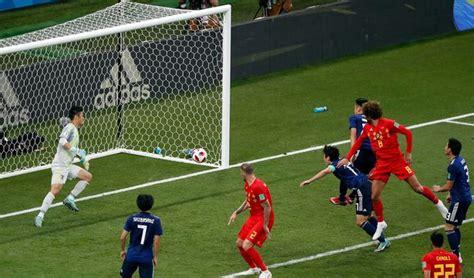 Belgium 3 2 Japan REPORT: Nacer Chadli bags 94th minute ...