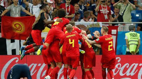 Belgium 3 2 Japan: World Cup 2018, last 16 result, goals ...