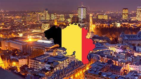 Belgium Flag Map   YouTube