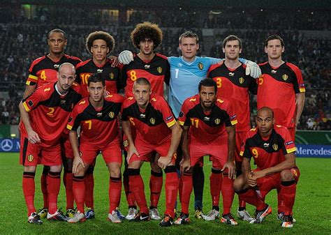 Belgium Footballers Who Are Making an Impact in the ...