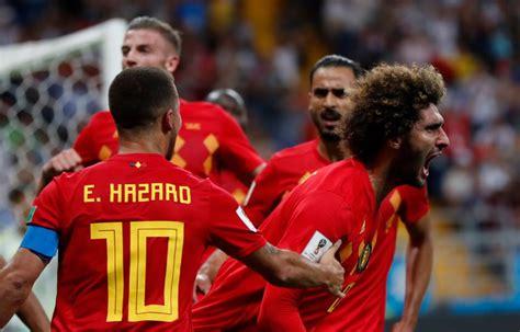 Belgium vs Japan: Chadli s late goal seals 3 2 victory ...
