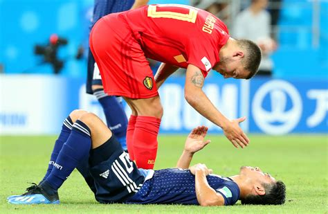 Belgium vs Japan epitomised the spirit of the World Cup