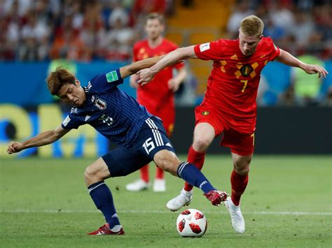 Belgium vs Japan LIVE World Cup 2018: Latest score and ...