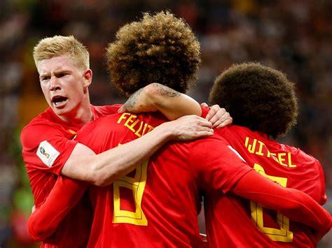 Belgium vs Japan World Cup 2018: Brazil remain a cut above ...