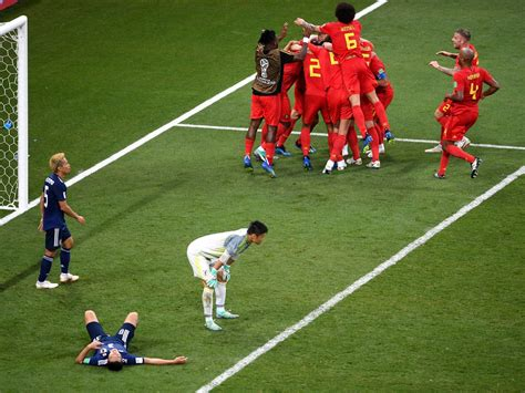 Belgium vs Japan, World Cup 2018: Last gasp goal sees Red ...