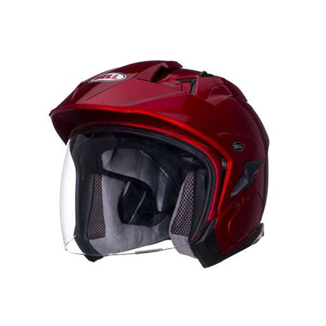 Bell Mag 9 Sena Bluetooth Open Face Motorcycle Street ...