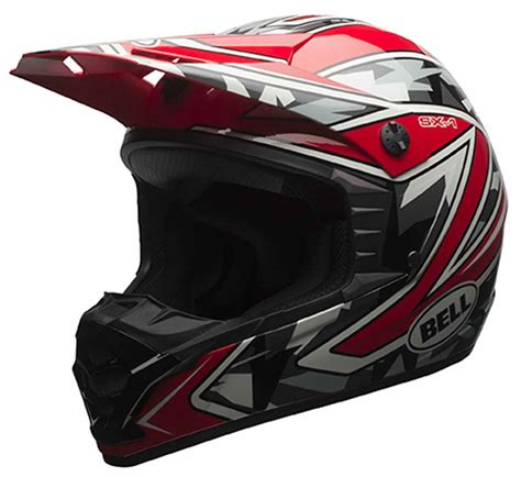 Bell SX 1 Off Road Dirt Bike MX Motorcycle DOT Helmet | eBay