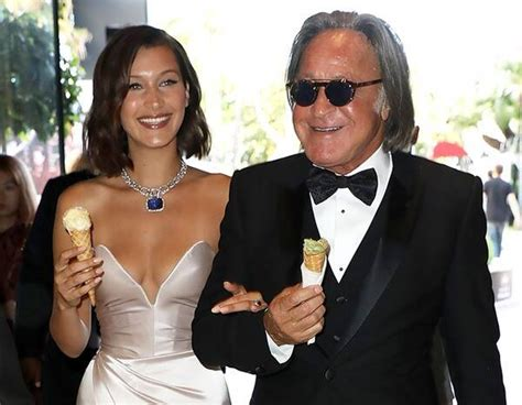 Bella Hadid & Mohamed Hadid from Stars Scream for Ice ...