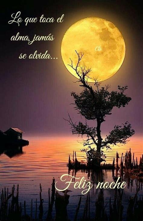 Bellas Frases   Bonitas buenas noches, Paisajes de noche ...