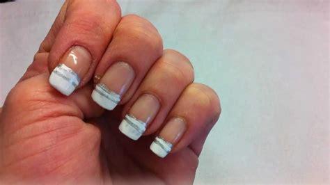 Belleza: ideas para manicura francesa  cómo hacer una ...