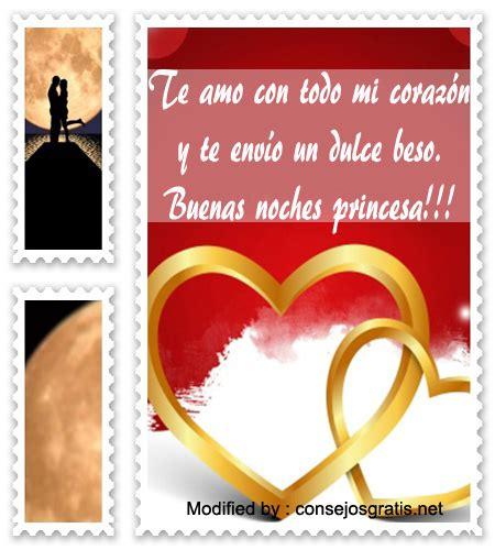 Bellos Mensajes De Buenas Noches Para Mi Novia   10.000 ...