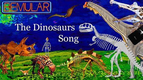 Bemular   The Dinosaurs Song  Educational Kids Music ...