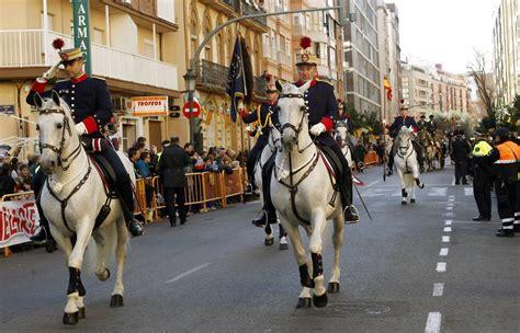 Bendición de animales por Sant Antoni en Valencia ...