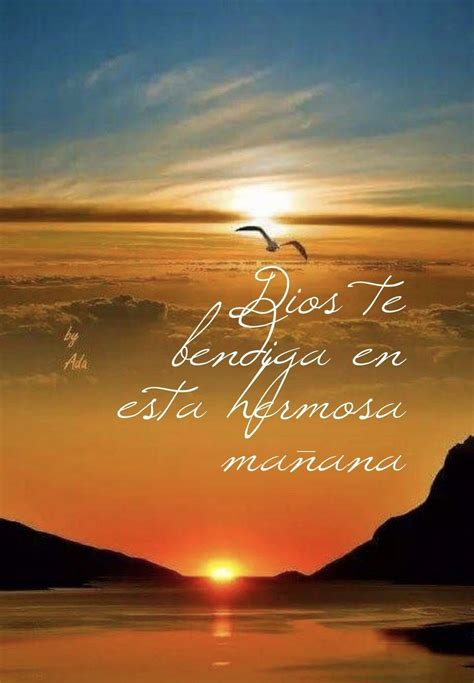 Bendiciones | Frases de buenos días, Saludos de buenos ...