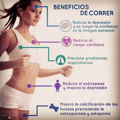Beneficios de correr #infografía #deporte Síguenos YA en ...