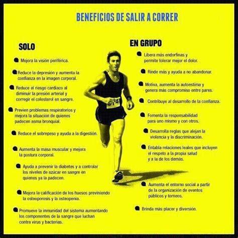 Beneficios de correr   Sports