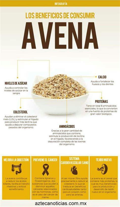 Beneficios De La Avena Cocida En Agua   Estos Beneficios