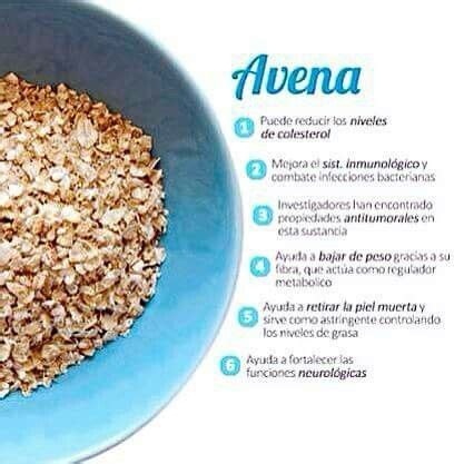 Beneficios de la Avena  con imágenes    Beneficios de la ...