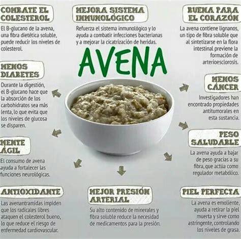 Beneficios de la avena #nutrition #healthy   Beneficios de ...