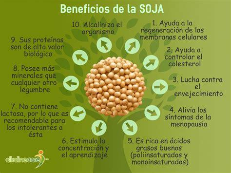 Beneficios de la SOJA | Food | Salud y nutricion ...