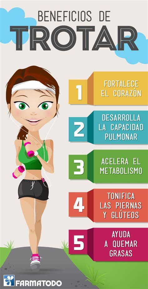 Beneficios de trotar #Ejercicio #Salud #Belleza ...