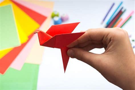 Beneficios e ideas de origami para realizar con tus niños