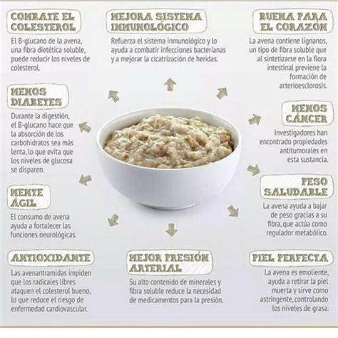 Benefits of Oats   Beneficios de la Avena   Propiedades de ...