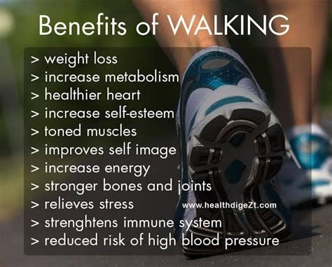Benefits Of Walking   Trusper