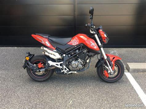 Benelli BENELLI 125 TORNADO TNT   Roadster occasion   Moto ...