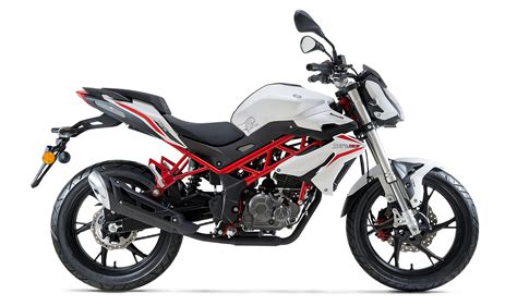 BENELLI BN125 2019 125 cm3 | moto roadster | 0 km | noir ...