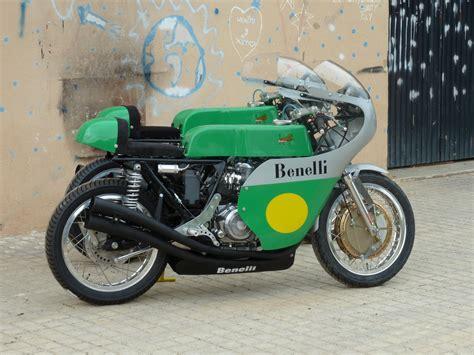 Benelli Club de España: Nuestras motos  500 LS Racing
