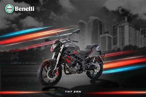 Benelli, marca Italiana de motocicletas lanza su colección ...