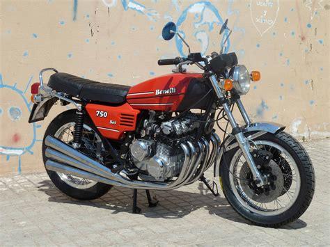 Benelli   Motos clásicas de los 70, 80 y 90