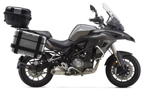 Benelli presentó tres nuevos modelos de motos en Argentina ...