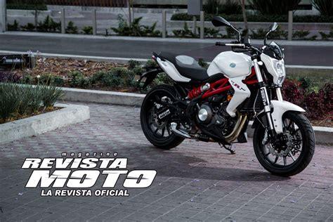 Benelli TNT 300: Linaje europeo – Revista Moto