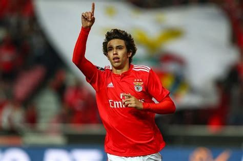 Benfica s Joao Felix is hailed as the best talent in ...