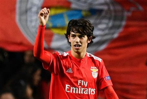 Benfica star Joao Felix shows why Man Utd and Man City ...