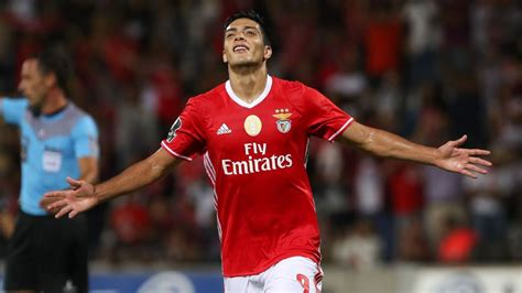 Benfica striker Raul Jimenez on point for Mexico s ...