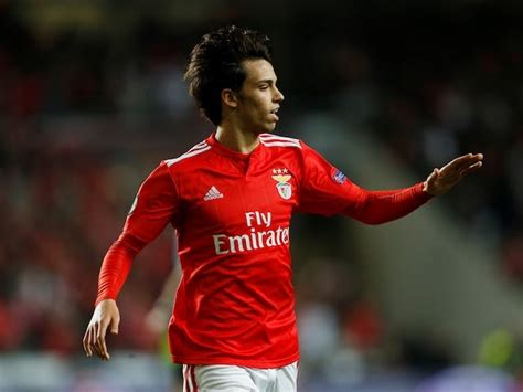 Benfica youngster Joao Felix offered £26m deal by ...