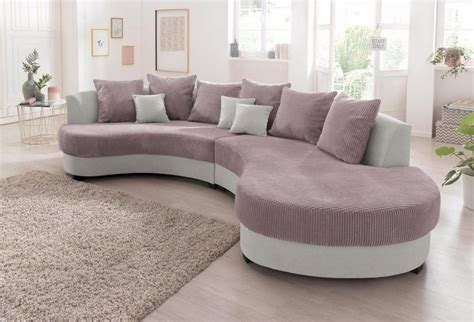 BENFORMATO HOME COLLECTION Big Sofa, Frei im Raum stellbar ...