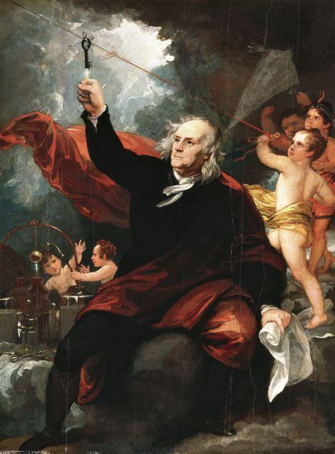 Benjamin Franklin, el primer héroe de Estados Unidos